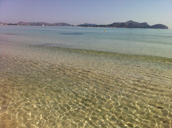 Valentin Playa de Muro: пляж