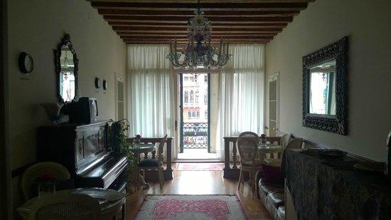 Locanda Ovidius: Balcone
