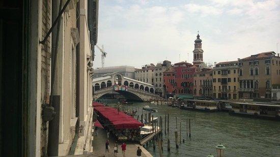 Locanda Ovidius: Vista dalla Junior Suite