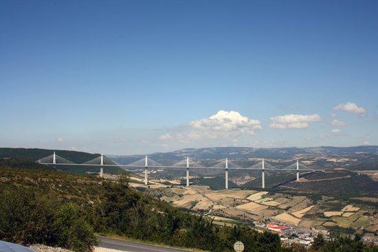 Viaduc de Millau : Le viaduc