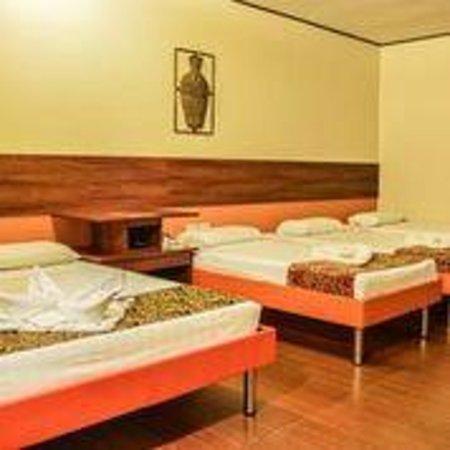 Andy Hotel: amazing superior room