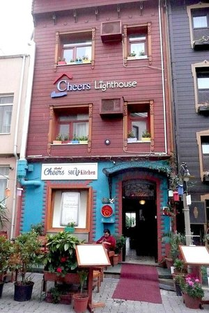 Cheers Soul Kitchen: Cheers Hotel/Restaurant, Sultanahmet