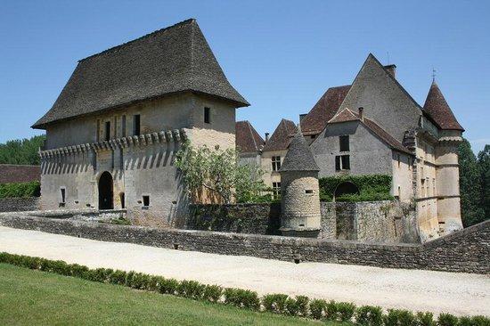 Chateau et jardins de Losse: Losse 5