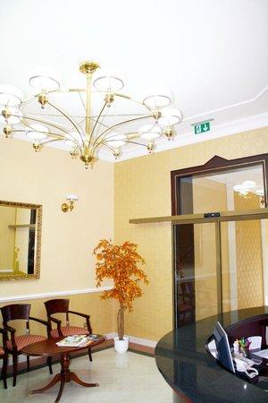 Ostende Spa Hotel : Lobby