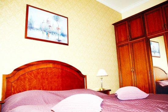 Ostende Spa Hotel : Room