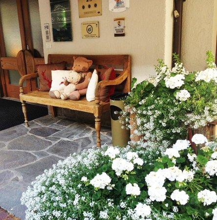 Hotel St. Pankraz - Ultental - Sudtirol: Eingang