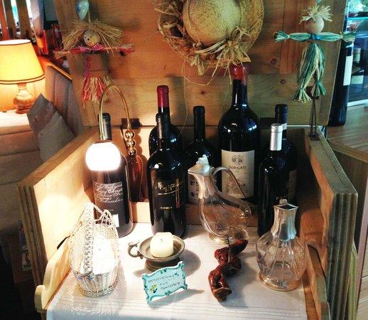 Hotel St. Pankraz - Ultental - Sudtirol: Die Weinempfehlung