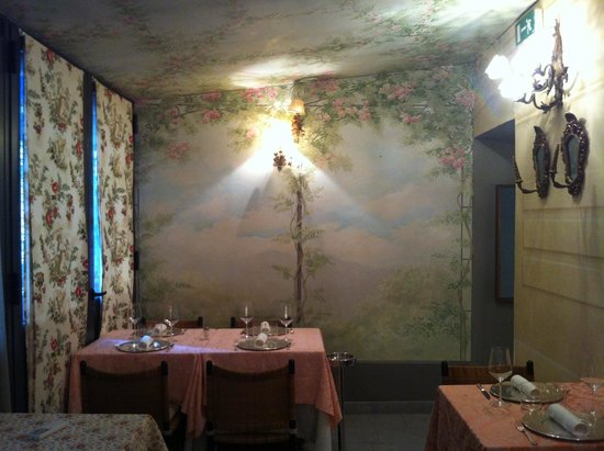 Le Cicale in Citta': Интерьер