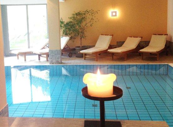 Hotel St. Pankraz - Ultental - Sudtirol: Hallenbad