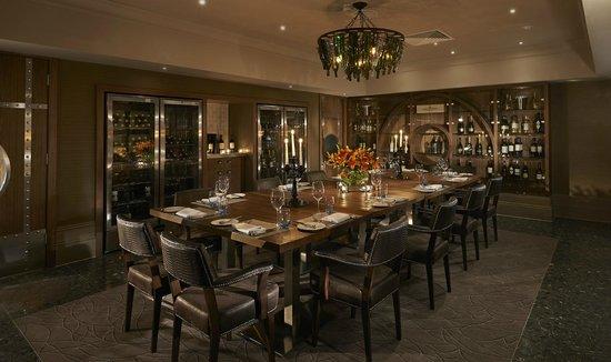 Wishaw, UK: Wine Room