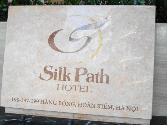 Silk Path Hotel: Logo