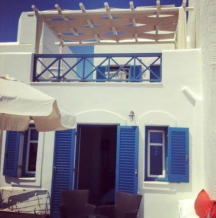 Alexandros Studio Apartments : La struttura