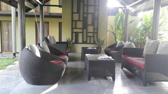 U Inchantree Kanchanaburi: lobby