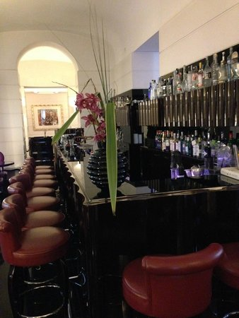 Grand Hotel Via Veneto : Bar