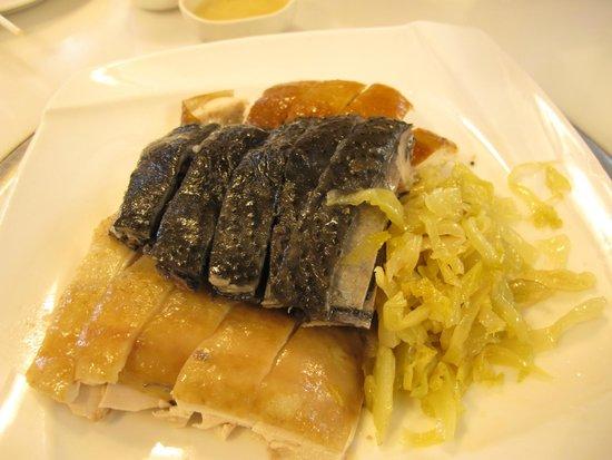 Jijiazhuang : 地鶏3品盛り