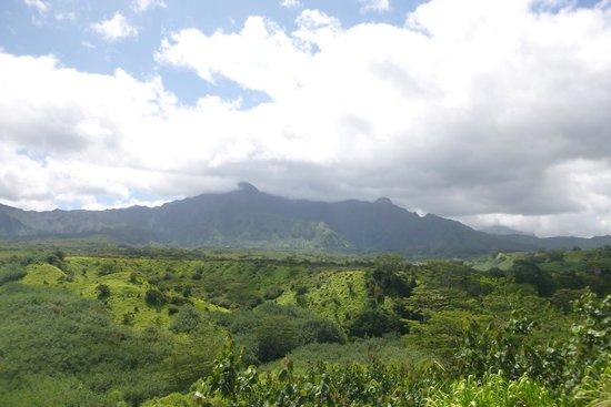 Kauai Backcountry Adventures : Some of the beautiful scenery