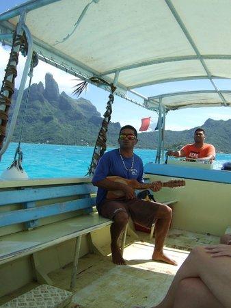 Bora Bora Lagoonarium: Bora Bora