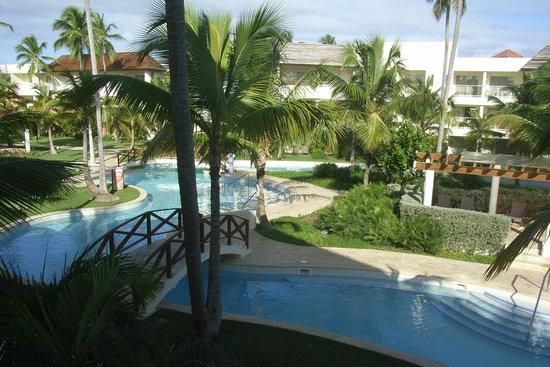Secrets Royal Beach Punta Cana: Poolview