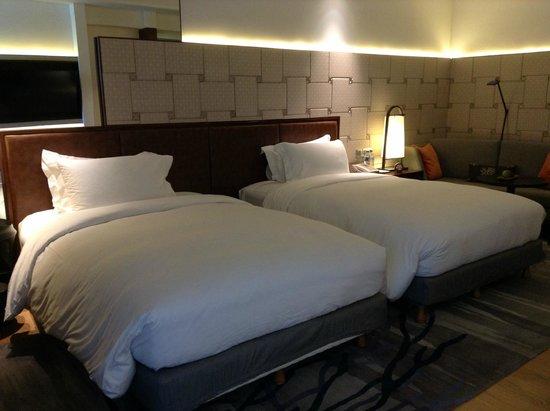 Sofitel Bali Nusa Dua Beach Resort: The beds