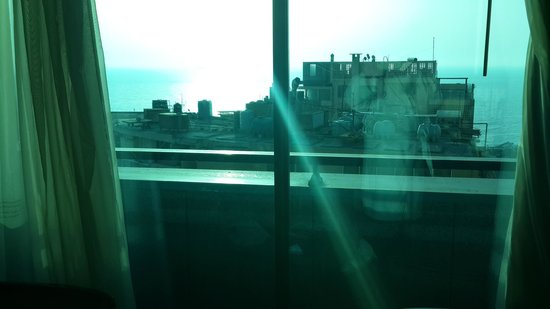 Raouché Arjaan by Rotana: View from my deluxe studio!