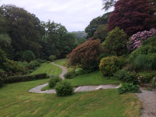 Rydal Mount & Gardens: Photo of gardens