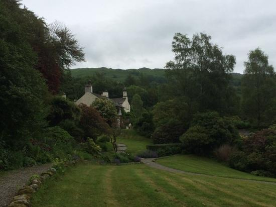Rydal Mount & Gardens: Photo of house