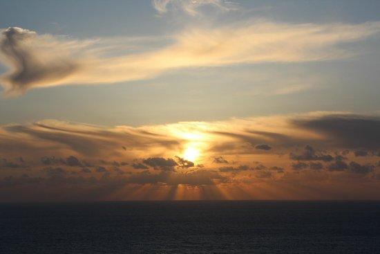 Cabo da Roca: Закат