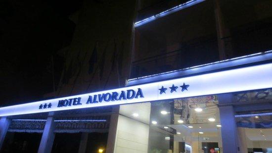 Hotel Alvorada: Außen