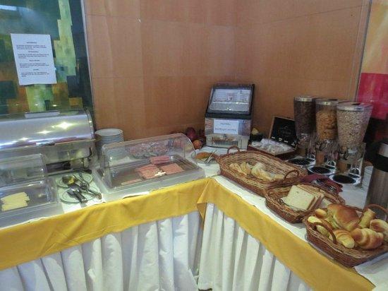 Hotel Alvorada: Frühstück