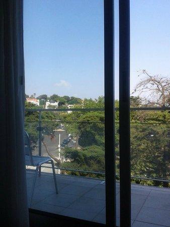 Hotel Alvorada: Ausblick