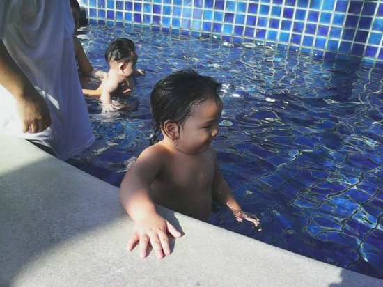 Bhundhari Spa Resort & Villas Samui: kiddie pool