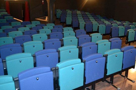Patio de butacas fotograf a de sala cero teatro sevilla for Sala 0 teatro sevilla