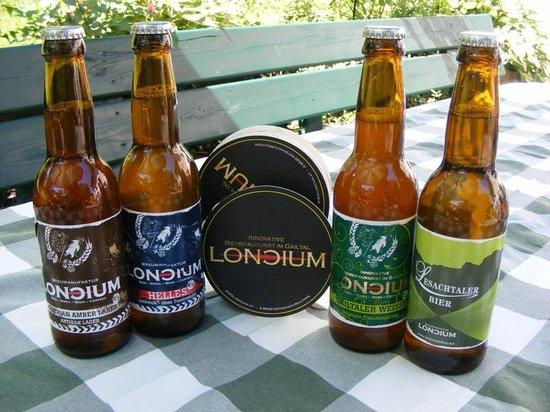 Landgasthof Gritschacher: Loncium Bier