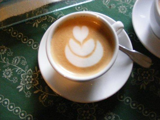 Landgasthof Gritschacher: SanGiusto-Cafe