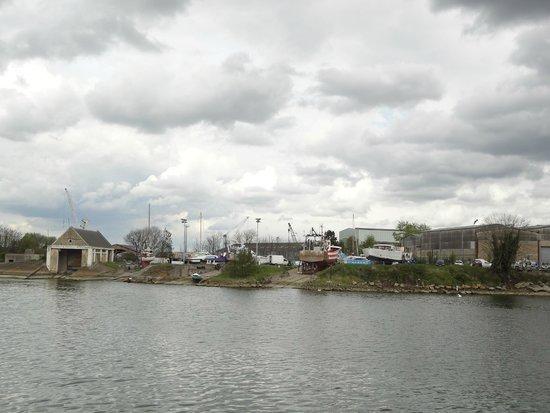 Le Vieux Bassin: Honfleur
