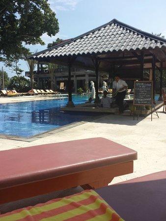 Puri Saron Seminyak : Pool Bar