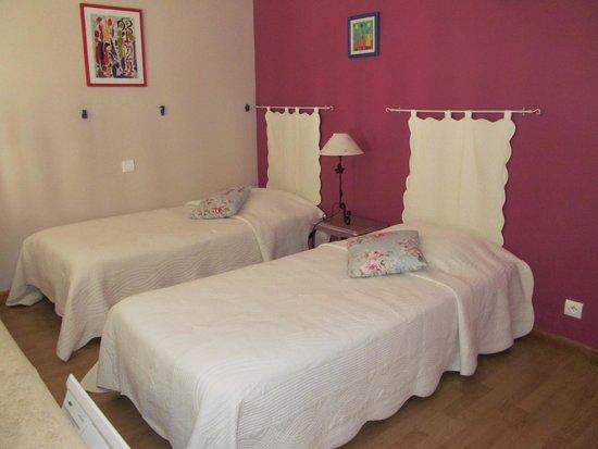 Chambres d'hotes Le Hutrel : soppalco