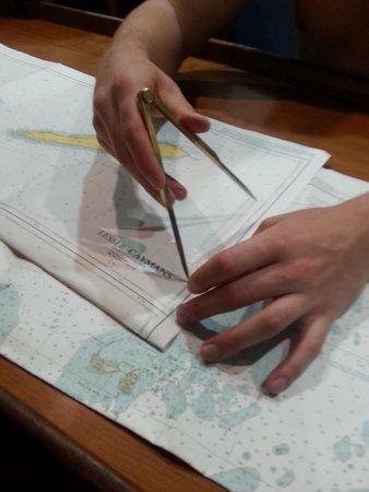 Pangaea Explorations: Route planning