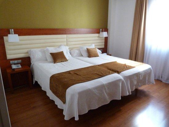 Monte Triana Hotel: Vue de la chambre