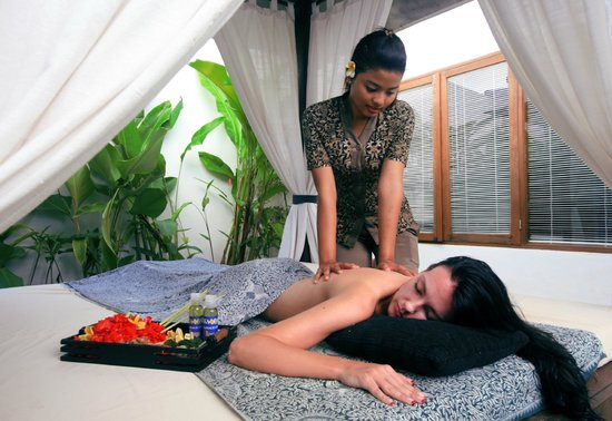 Amor Bali Villa: pamper yourself with spa options in your private gazebo
