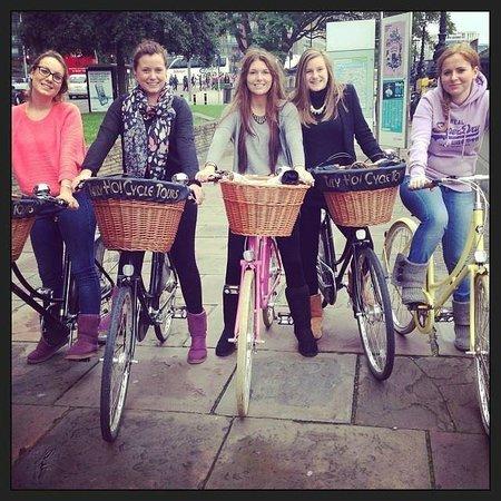Tally Ho! Cycle Tours: Tally Ho