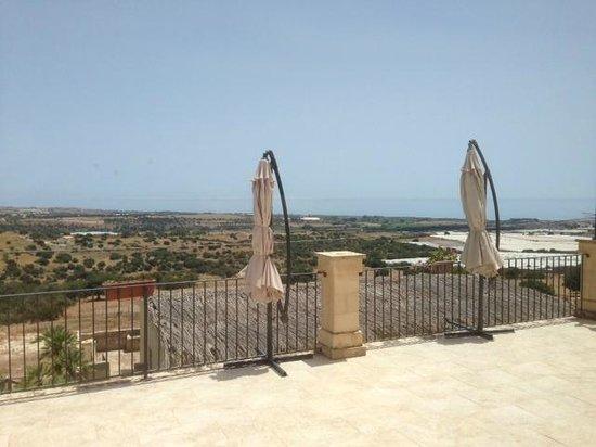 Silva Suri: Vista da terrazza