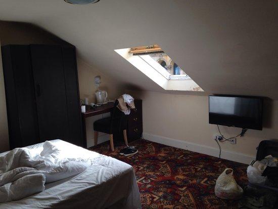 Rennie Mackintosh Art School Hotel: Найс