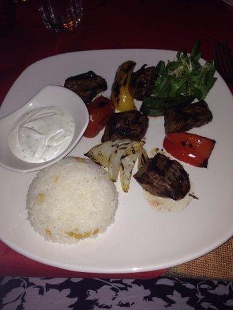 Mina Restaurant : Lamb Mashwi