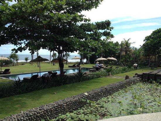 WakaGangga : View from lobby