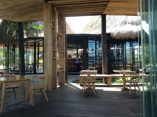 WakaGangga: The restaurant