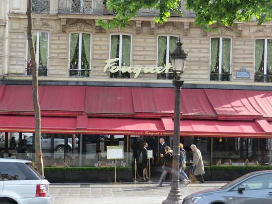 Champs-Elysees: feugerts