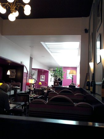 Brasserie La Lorraine: Intèrieur de la Brasserie