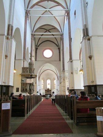 Riga Cathedral: Интерьер Домского собора