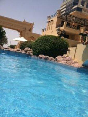 Novotel Bahrain Al Dana Resort: Resort Swimming anyone?